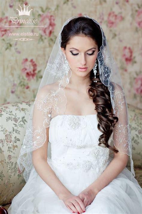 wedding hairstyles  long hair   veil hairdo