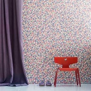 Papier Peint Petite Fille : nouveaut espace kids blog au fil des couleurs ~ Dailycaller-alerts.com Idées de Décoration