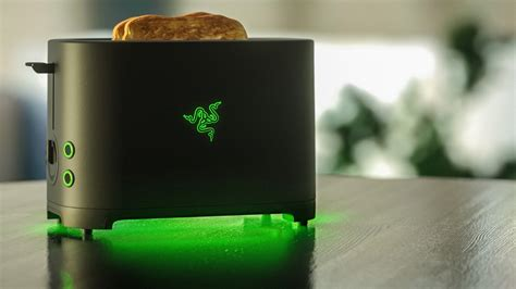 razer  building  toaster possibly  led support