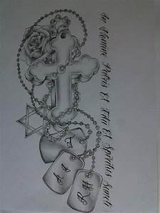 religious tattoo design for tattoosuzette by tattoosuzette ...