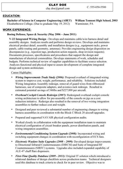 Veterans Resume examples Resume makeover Resume