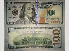 Printable 100 Dollar Bill Front And Back Printable 360