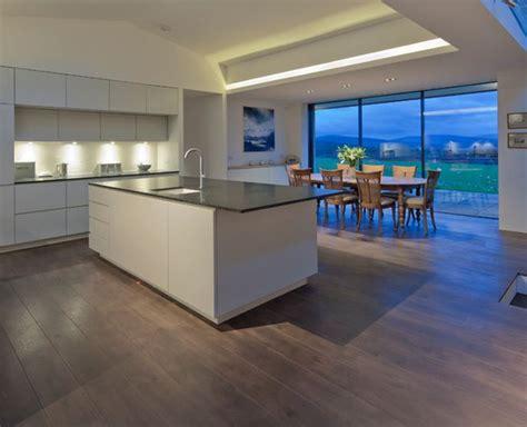 cuisine americaine avec ilot deco maison moderne