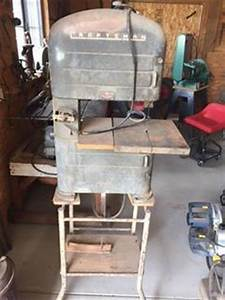 Sears   Roebuck  U0026 Co  Band Saw Mod    103 0103