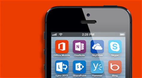 Office 365 On Iphone by Office Mobile For Iphone Now Available For Office 365