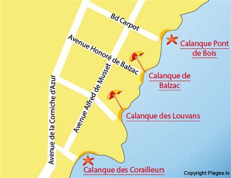 Situer Aygulf Carte by Calanque Du Pont De Bois Aygulf 83 Var Paca
