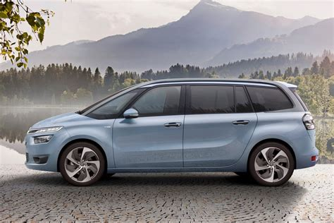 New 2014 Citroen Grand C4 Picasso Details And Pictures
