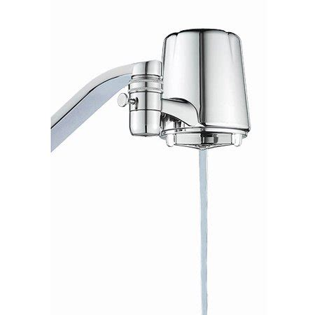 Faucet Mount Water Filters by Culligan Fm 25 Faucet Mount Water Filter Chrome