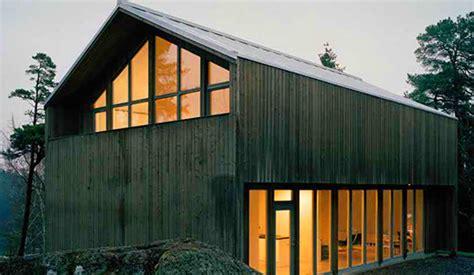 Arkitecthus, Swedish Barn House, Swedish Prefab, Green