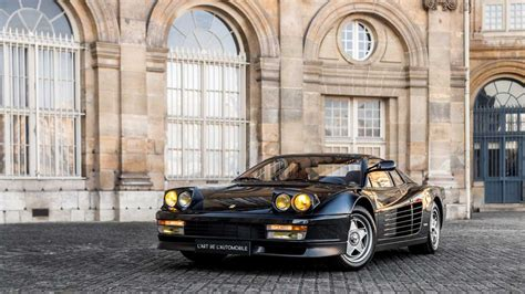 Pininfarina's design broke somewhat with tradition and was. 10 Iconic Cars From The Past With Cool Quad Headlights