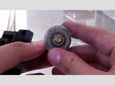 How to Replace Sliding Glass Door Roller Wheel YouTube