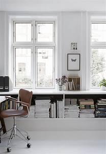 Rangement Sous Bureau : rangement sous fenetre bureau lifestyle black w pinterest fen tre bureau bureau et ~ Teatrodelosmanantiales.com Idées de Décoration