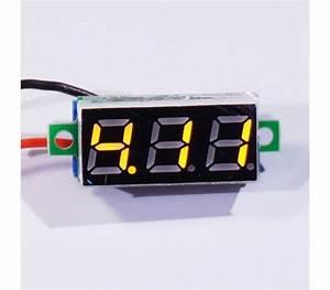 Diy Box Mod Parts - Voltmeter