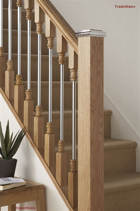Chrome Banisters by Axxys Staircase Ideas Page Axxys The Home Your