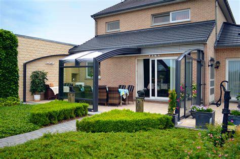 verande mobili per terrazzi verande per terrazzi alukov srl