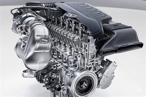 Straight Sixes Are Back! Mercedes-benz's New 48-volt