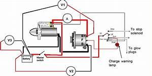 Single Wire Alternator Wiring Diagram Ignition