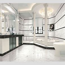 White Marble Kitchen Floor Tiles  Morespoons #e9b194a18d65