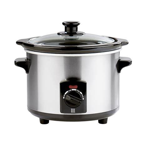 cooker slow litre lakeland cookers housekeeping institute goodhousekeeping