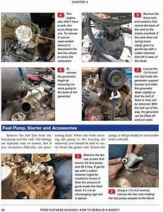 Ford Flathead Engines How To Rebuild  U0026 Modify Manual