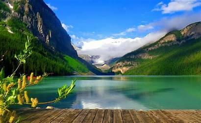 Desktop Backgrounds Background Lake Louise Canada Wallpapers