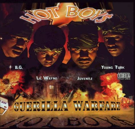 chopper bullets hot boys guerilla warfare