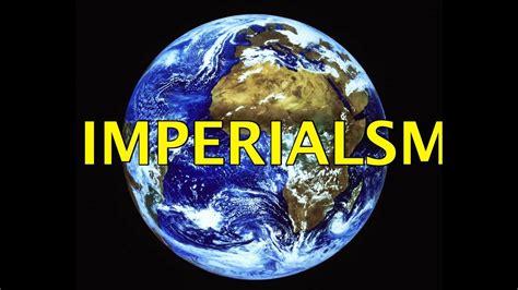 european imperialism  dummies youtube