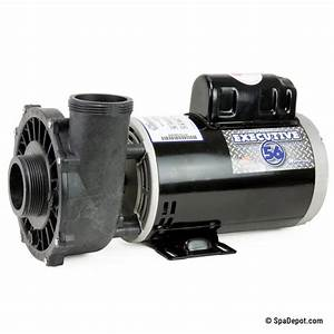 4hp Waterway Hot Tub Pump  U0026 Motor  Out 56 Frame