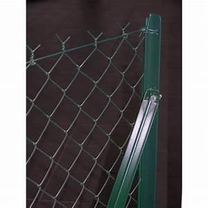 Piquet En Bois Pour Cloture : jambe de force pour piquet t pour les grillages par esprit cl ture ~ Farleysfitness.com Idées de Décoration