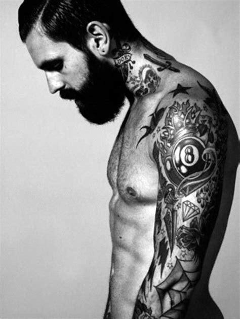 Top 40 Best 8 Ball Tattoo Designs For Men - Billiards Ink Ideas