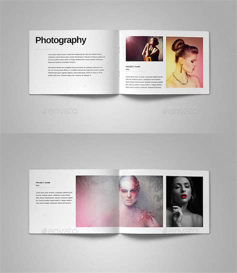 awesome portfolio book templates pixel curse