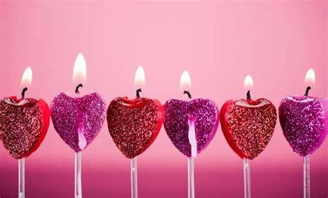 candele san valentino candele di san valentino fai da te 8 idee romantiche leitv
