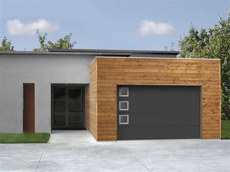 porte de garage moderne octopus plan de cagne portes de garage portail porte de garage alu