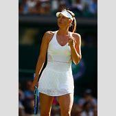 Maria Sharapova...