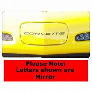 hossrodscom c5 corvette euro classic front bumper With c5 corvette letter inserts