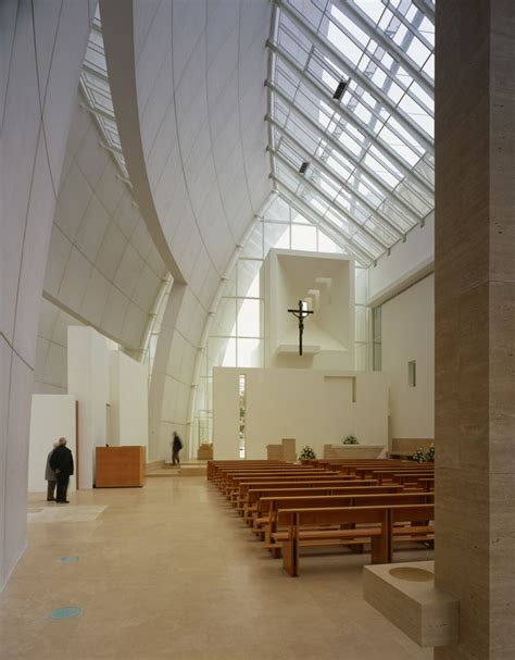 Approaching the Iceberg: Richard Meier's Jubilee Church ...