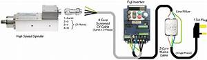 High Speed Spindles Wiring Diagram Electrical Info Pics