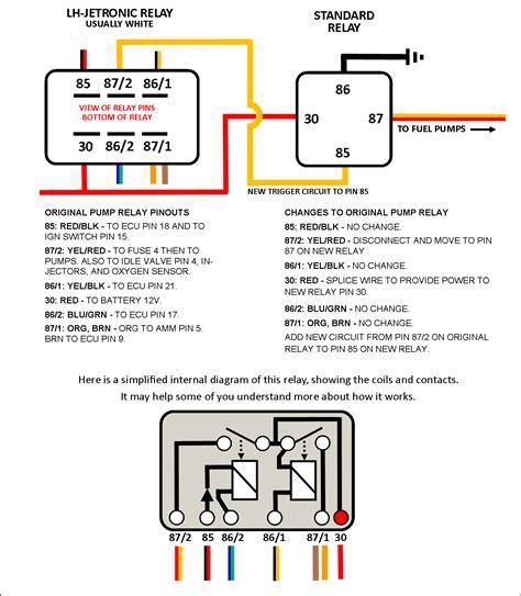 pin flasher relay wiring diagram juanribon led