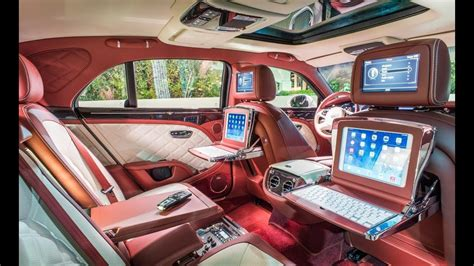 Top 10 Luxury Cars Interior Ever You Must See In 2018