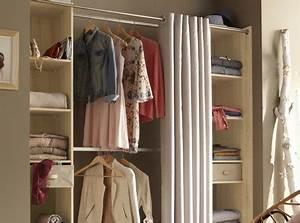Tringle Pour Dressing : bien organiser son dressing leroy merlin ~ Premium-room.com Idées de Décoration