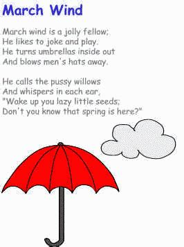 march wind poem