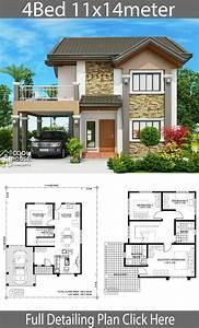 Duplex, Bungalow, House, Plans, 2021