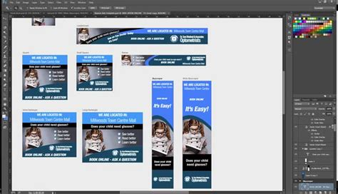 Ad Image Size How To Reduce The File Size Of A Web Banner Image With