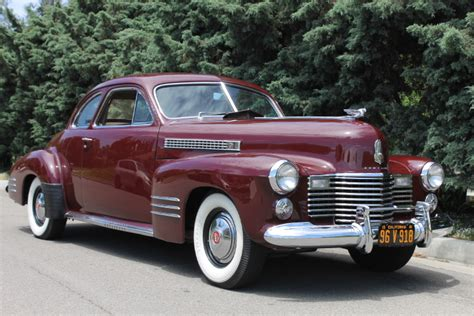 1941 Cadillac Coupe by 1941 Cadillac Coupe Series 62 The Vault Classic Cars