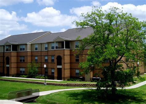 timber brook apartment  residence life university