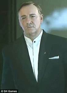 Kevin Spacey stars in new Call Of Duty: Advanced Warfare ...