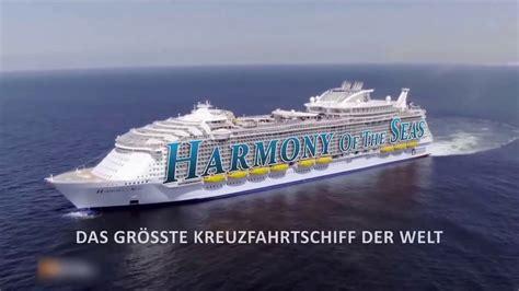 größte passagierschiff der welt das gr 246 223 te kreuzfahrtschiff der welt doku