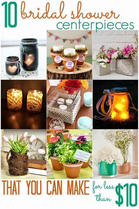 all cheap crafts 10 diy bridal shower centerpieces
