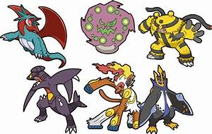 My Pokemon Platinum Team By Dark Infernape On Deviantart