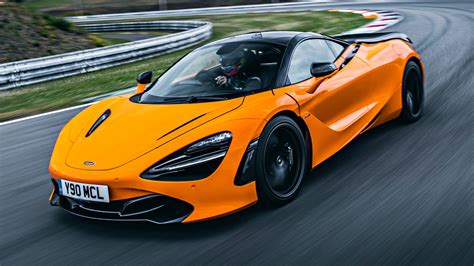 News - McLaren Blesses 720S With GT3-Inspired Track Pack
